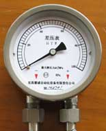 U型压差计、液体压差计、液压式压差计