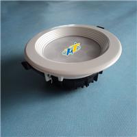 供应MT-FWYZTD001蜂窝有声压铸筒灯外壳7W