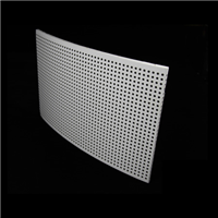 供应海关铝合金天花 铝单板幕墙系列