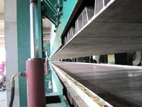 供应聚氨酯复合板生产线设备