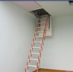 瑞丰阁楼伸缩楼梯加工厂