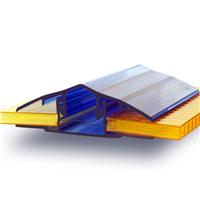 阳光板|耐力板|PC板|聚碳酸酯板|U型锁扣板
