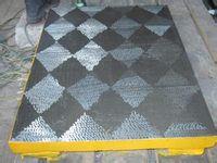 供应圆形铸铁平板铸造HT250铸铁平板