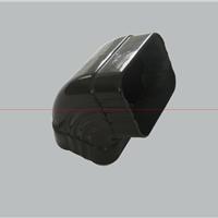 镇江彩铝矩形管(PVC)材质,生产安装厂家