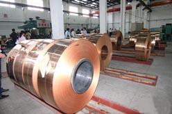 供应C5210进口高精铜带 高精磷铜带密度