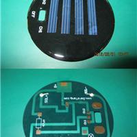 圆形太阳能应用产品电池板,PCB太阳能板