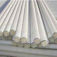 重庆供应PVC波纹管穿线管单双壁打孔管