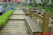 供应青岛木栅栏