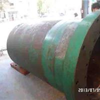 供应铝型材挤压机缸体裂纹补焊、花键修复