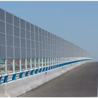 高铁隔音墙优质环保交通设施声屏障