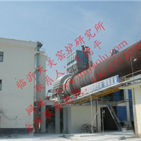 供应气烧石灰窑的技术指标
