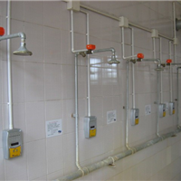 供应六安亳州池州宣城浴室水控机节水器