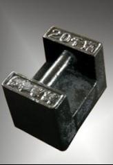 供应云南计量锁型标准铸铁砝码