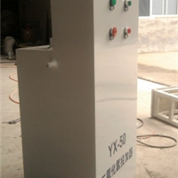 供应山东菏泽二氧化氯发生器投加器