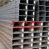 供应建材机械用180*72*3矩形管价格