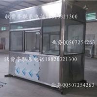 供应广东高速不锈钢复式收费亭价格是多少?