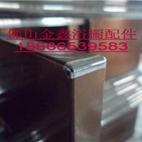 不锈钢门板收口粒