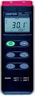 供应高精度温度表,数字双路温度表销售