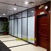 深圳办公玻璃隔间