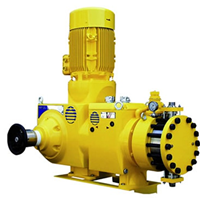 正品米顿罗mRoy液压隔膜计量泵 RA/RB