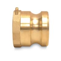 供应黄铜快速接头A型 内螺纹接头