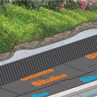 坡屋面防水系统/屋面瓦/屋面种植
