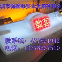 供应出租车显示屏&的士车载顶灯LED屏