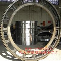 专业生产铸造大型球磨机大齿轮