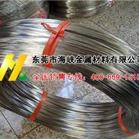 海峡厂家批发进口耐高温T9A弹簧钢线