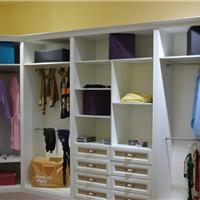 供应大小隔层叠加金属抽屉门衣柜定制