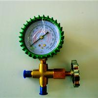 供应鸿森CT-466A 抗震充氟压力表