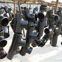 供应焊接三通、不锈钢焊接三通、316L三通厂