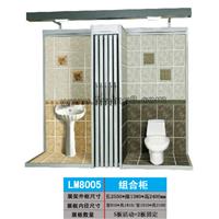 供应丽明牌LM8005卫浴瓷砖组合柜