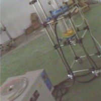 供应不锈钢架双层玻璃反应釜/玻璃反应釜