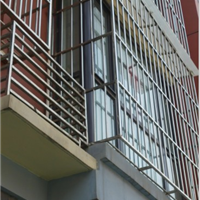 北京家安防盗窗护栏安装公司