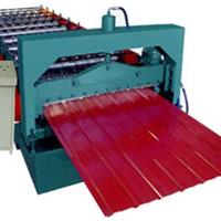 供应圆弧彩钢压瓦机设备