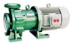 供应IMD衬氟磁力驱动泵系列