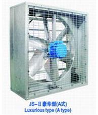 供应JS-II方型A/C式负压风机
