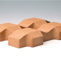 供应南京陶土草坪砖,植草砖