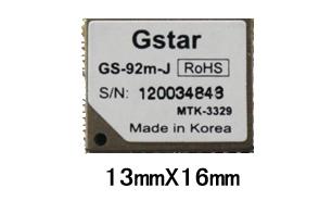 ��ӦרҵGPSģ��Gstar GS-92m-J