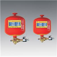 厂家直销悬挂式七氟丙烷自动灭火装置-筑天