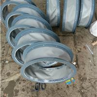 双层不燃硅橡胶涂层硅纤钛金不燃保温软管