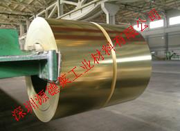 专业生产高精黄铜带,H70易拉伸黄铜带