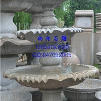 平顶山黄锈石水钵喷泉厂家