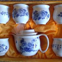 供应景德镇茶具 定做茶具价格