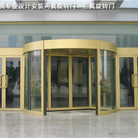 广西旋转门厂家上门安装维修(图)