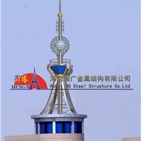 供应不锈钢工艺通信塔
