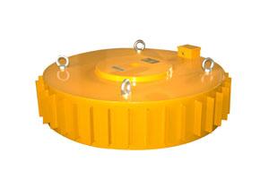 供应RCDB系列圆盘式电磁除铁器浩金机电