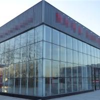 供应扬州商场各类规格钢化玻璃报价格