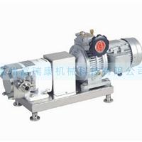 供应温州富瑞康ZB3A转子泵,凸轮转子泵